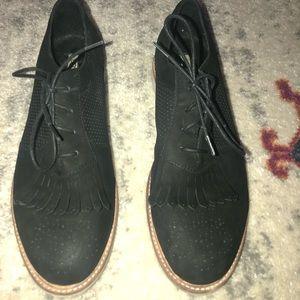 Ugg Loafers with Fringe